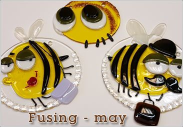 Master classes in fusing in May